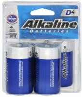 slide 1 of 1, Kroger D Alkaline Batteries,