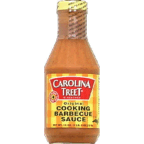 slide 1 of 1, Carolina Treet Cooking Barbecue Sauce,