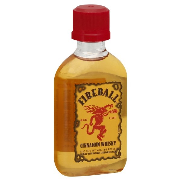slide 1 of 1, Fireball Cinnamon Whisky,