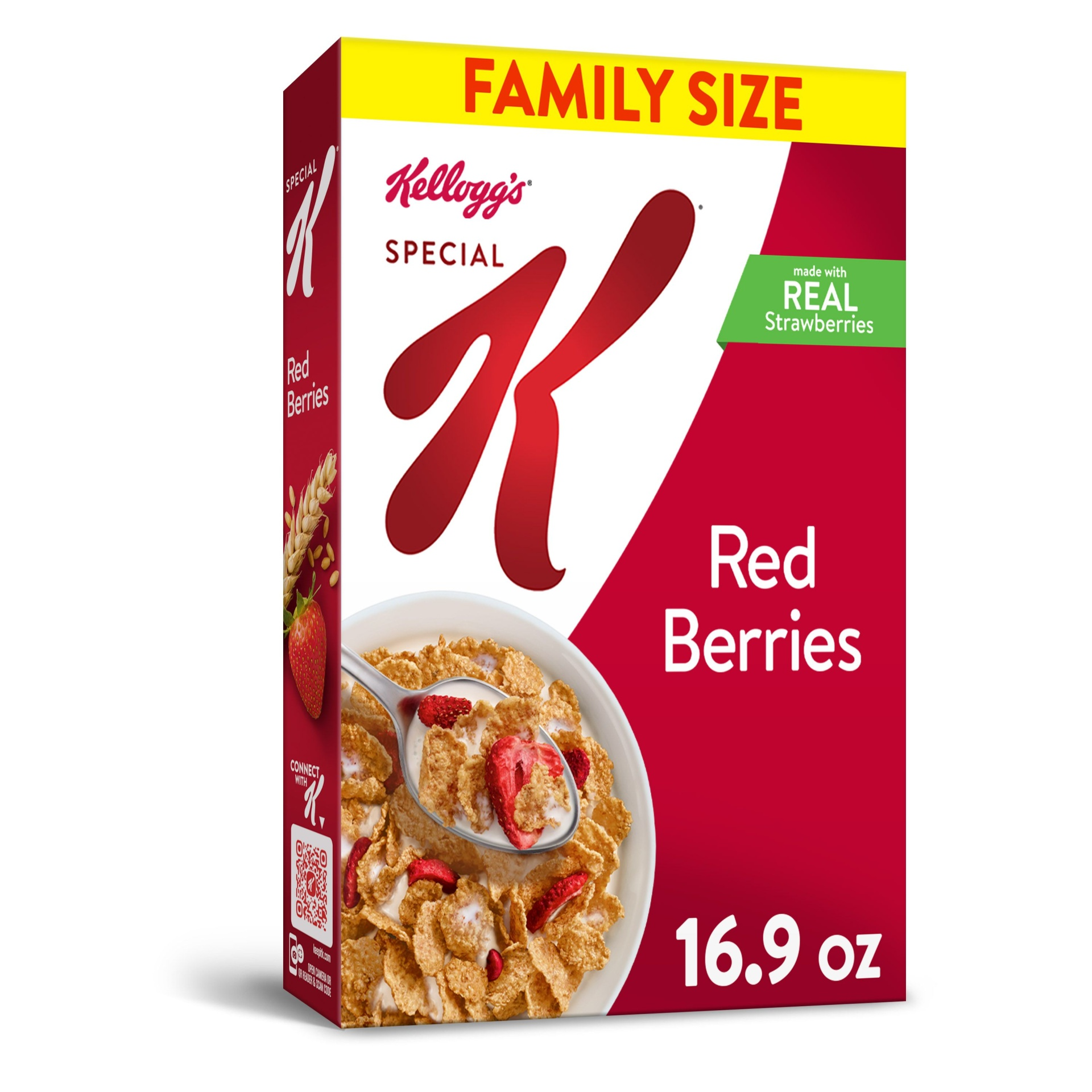 slide 1 of 3, Special K Red Berries Cereal - Kellogg's,