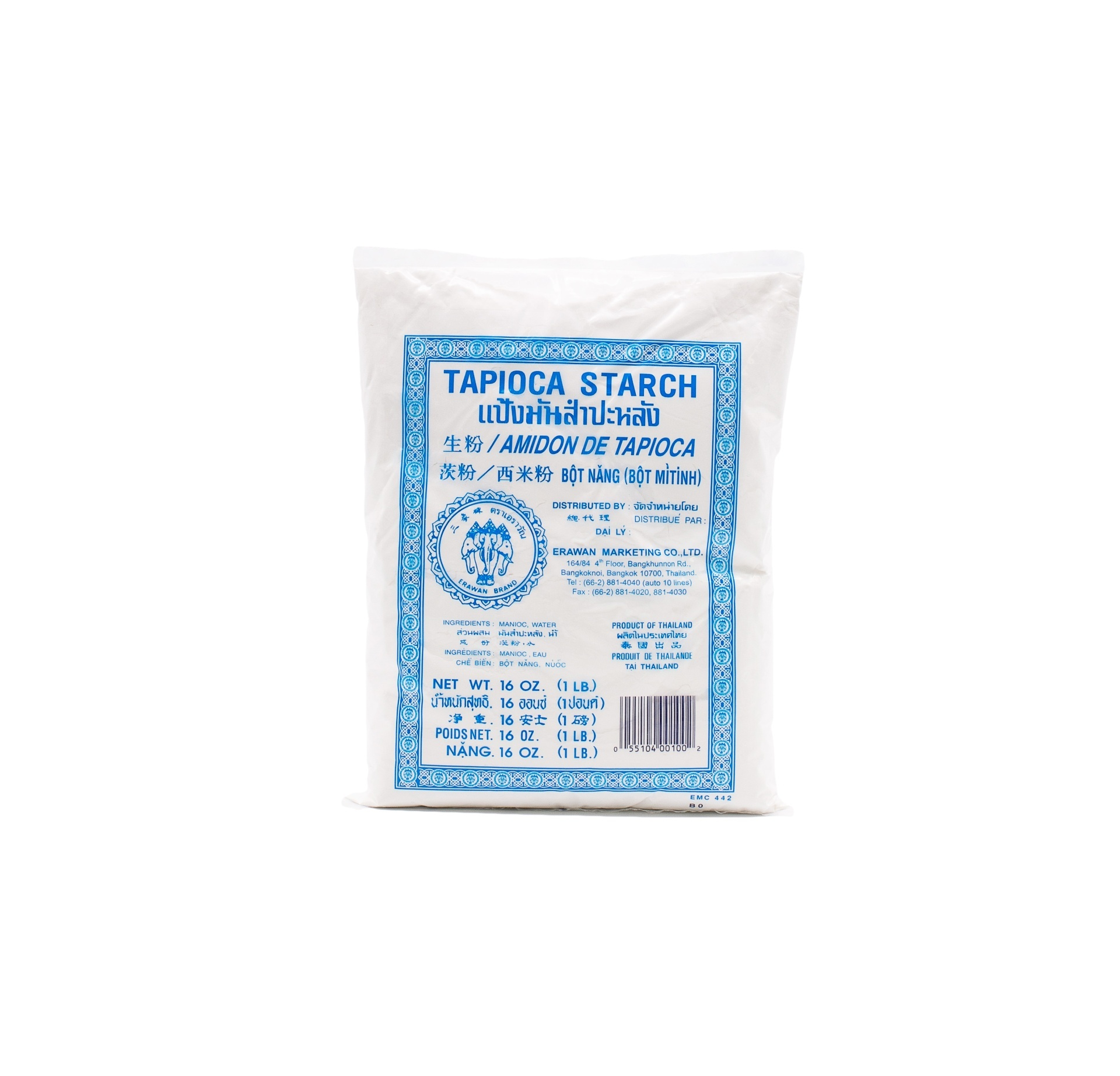 slide 1 of 1, Erawan Tapioca Starch,