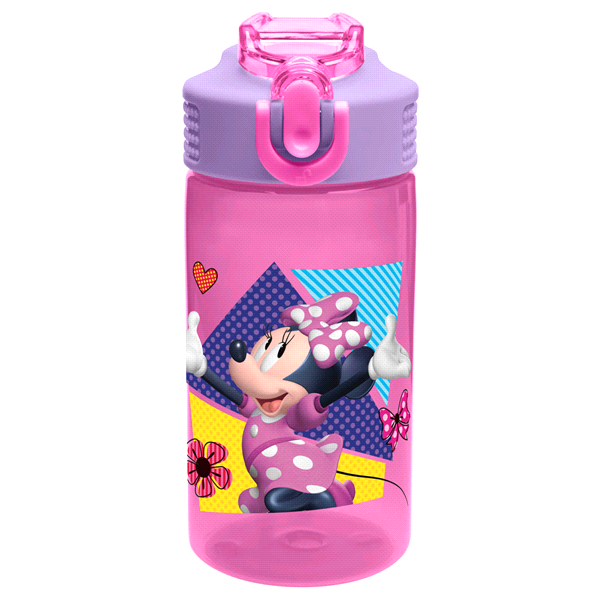 slide 1 of 1, Zak! Designs Minnie Mouse Bottle,