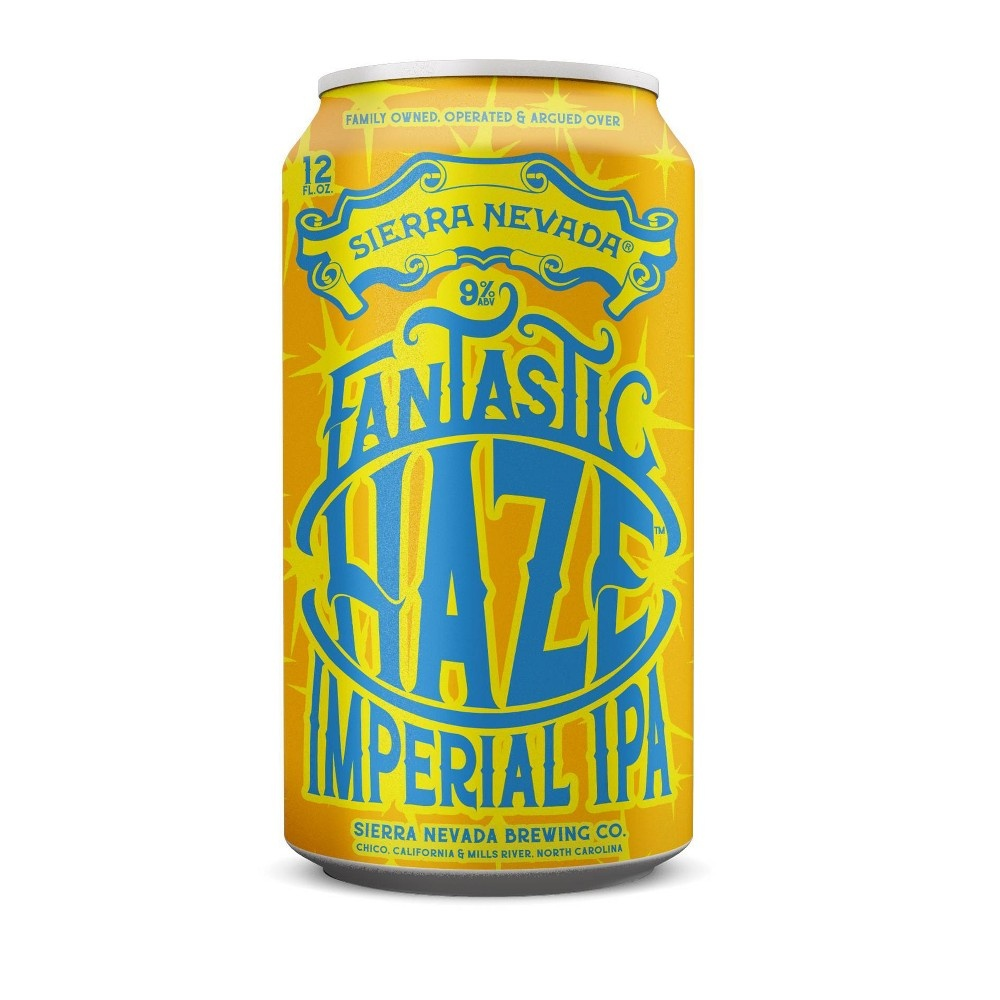 slide 2 of 3, Sierra Nevada Fantastic Haze Imperial IPA Cans,