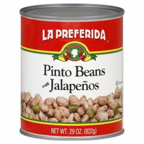 slide 1 of 1, La Preferida Pinto Bean with Jalapenos,