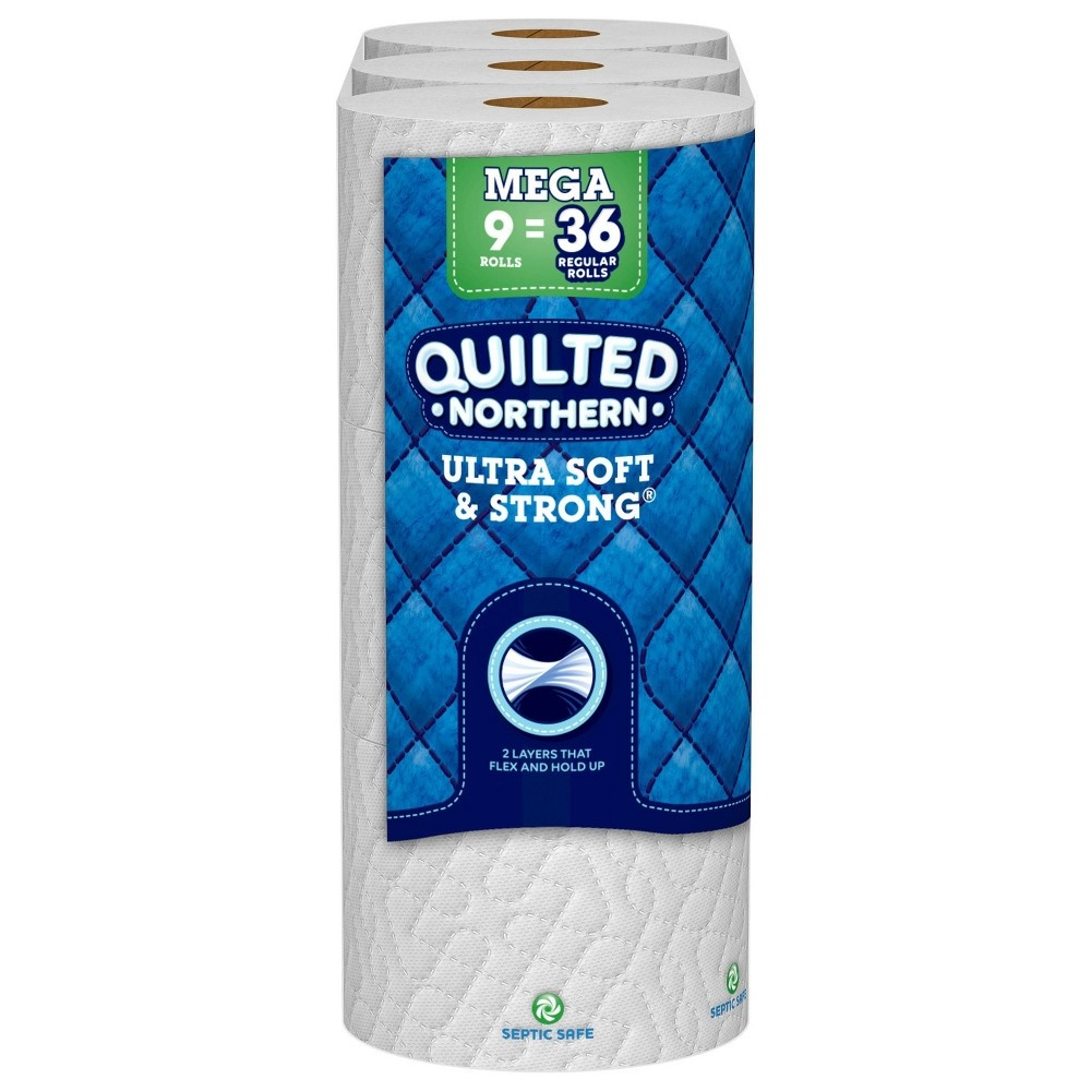 slide 2 of 5, Quilted Northern Ultra Soft & Strong Toilet Paper,