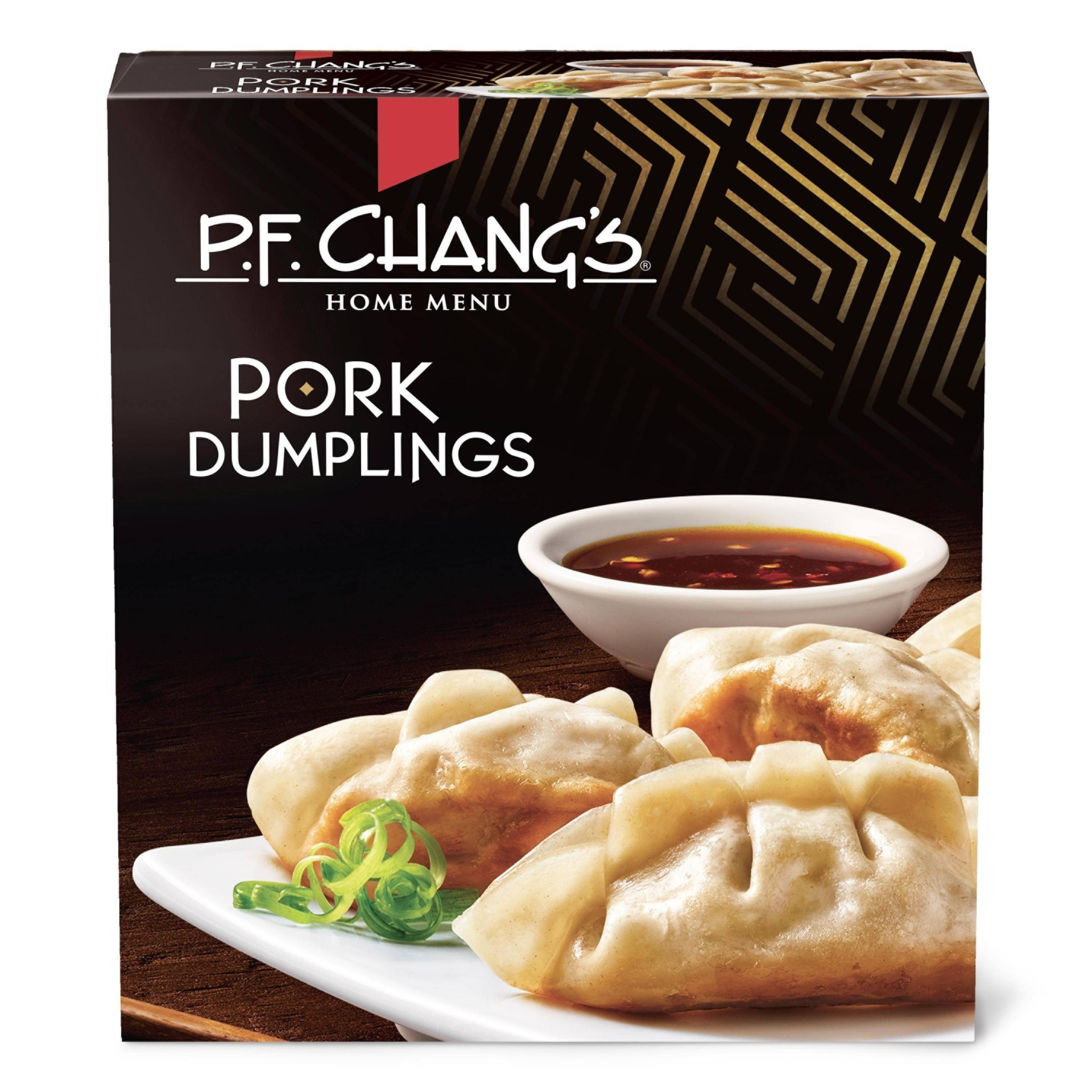 slide 1 of 3, P.F. Chang's Signature Pork Dumplings,