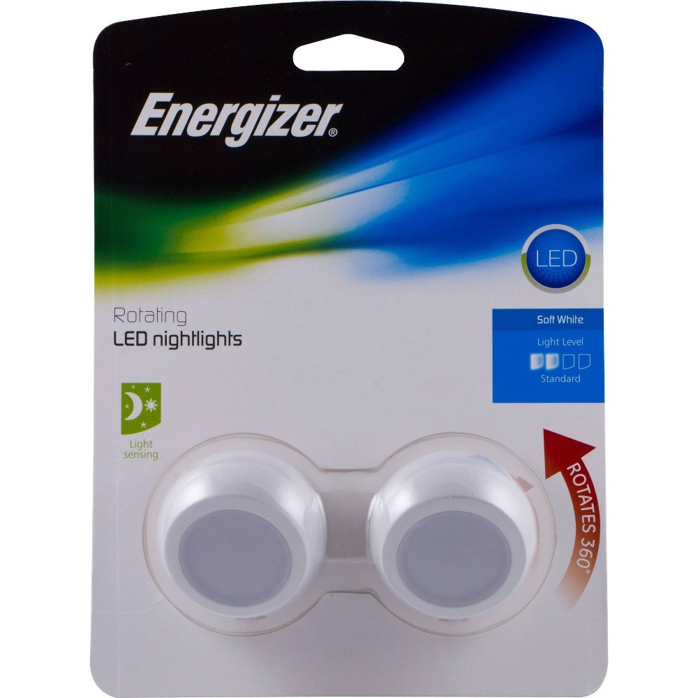 slide 4 of 6, Energizer Rotating Guide LED Nightlight,