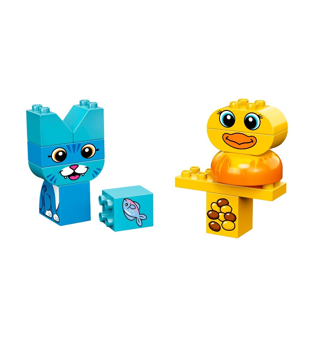 slide 2 of 5, LEGO My First My First Puzzle Pets 10858,