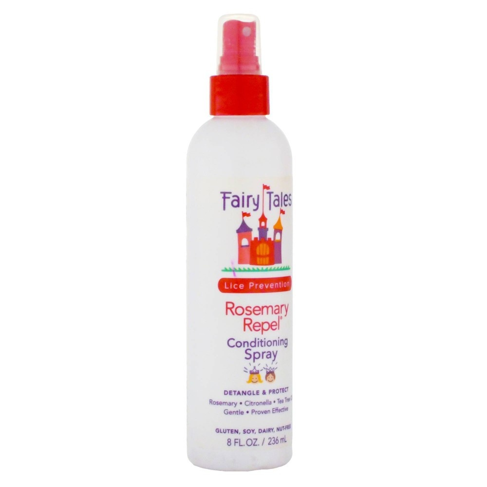 slide 5 of 5, Fairy Tales Rosemary Repel Lice Prevention Conditioning Spray,