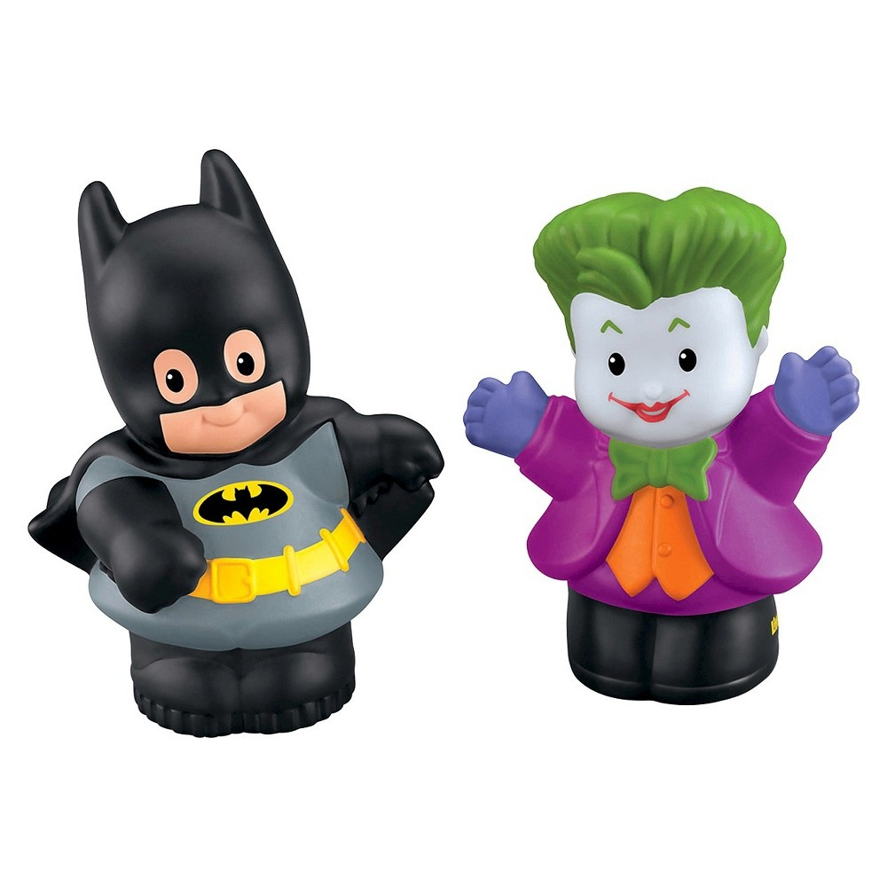 slide 4 of 6, Fisher-Price Little People DC Super Friends Exclusive Figure,
