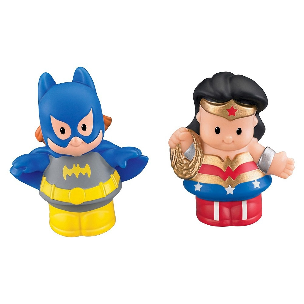 slide 6 of 6, Fisher-Price Little People DC Super Friends Exclusive Figure,