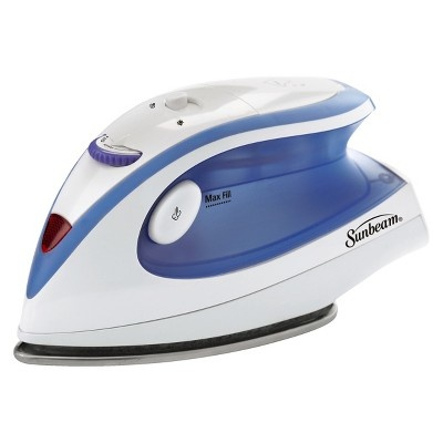 slide 1 of 1, Sunbeam Travel Iron, GCSBTR-100,