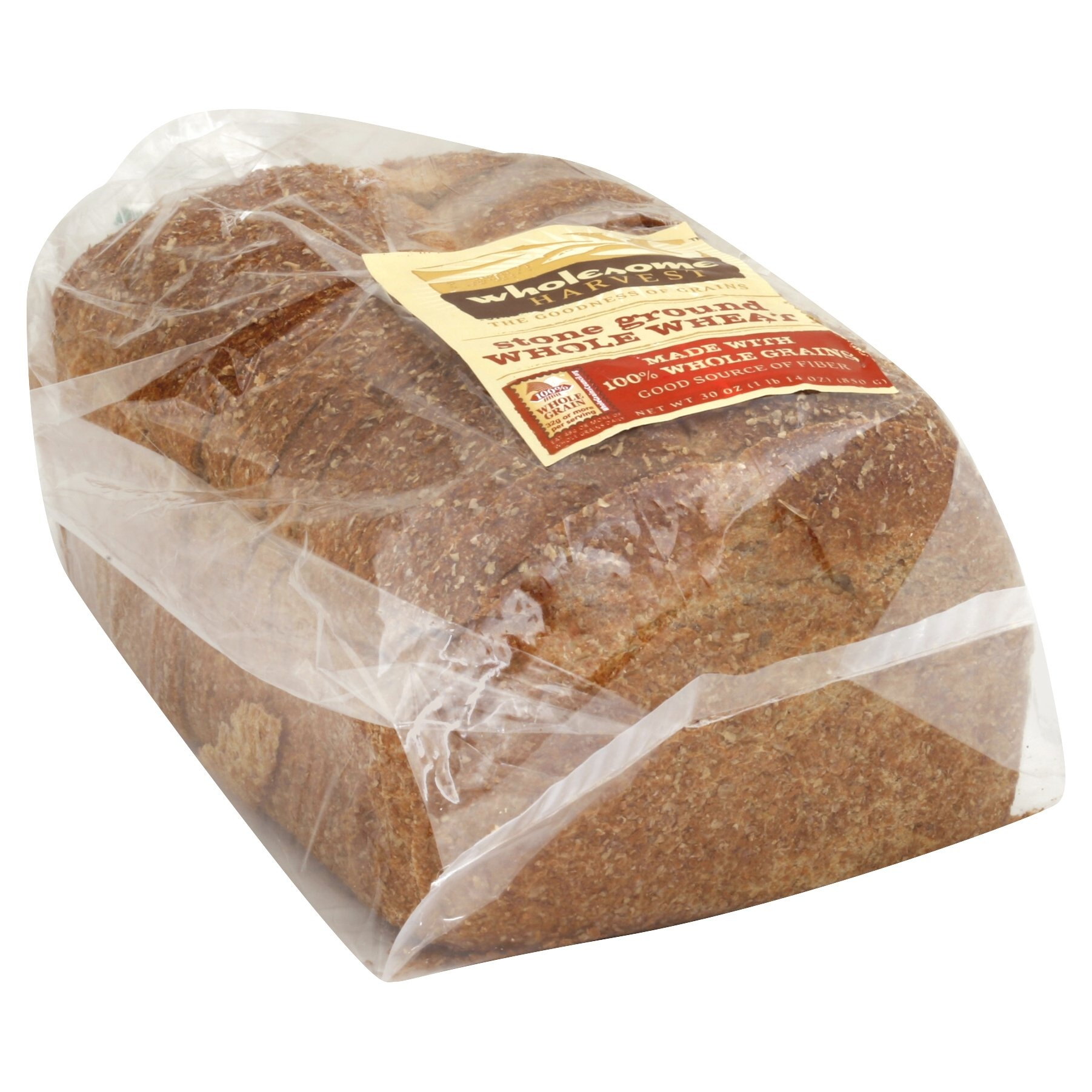 slide 1 of 1, Wholesome Harvest Stone Ground Whole Wheat Bread,