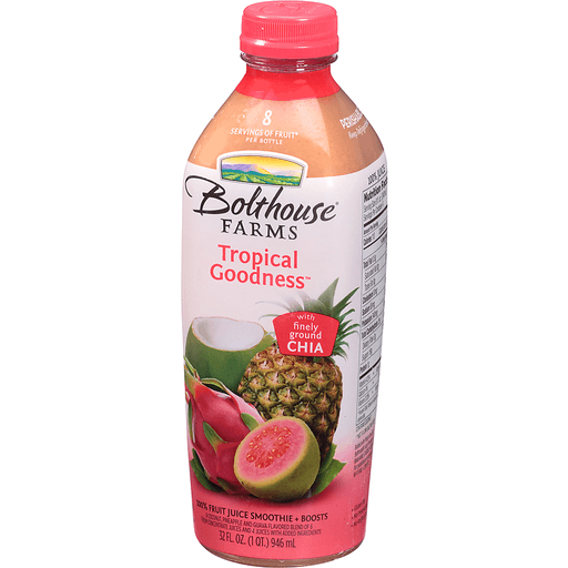 slide 3 of 7, Bolthouse Farms Tropical Goodness Smoothie Boosts,