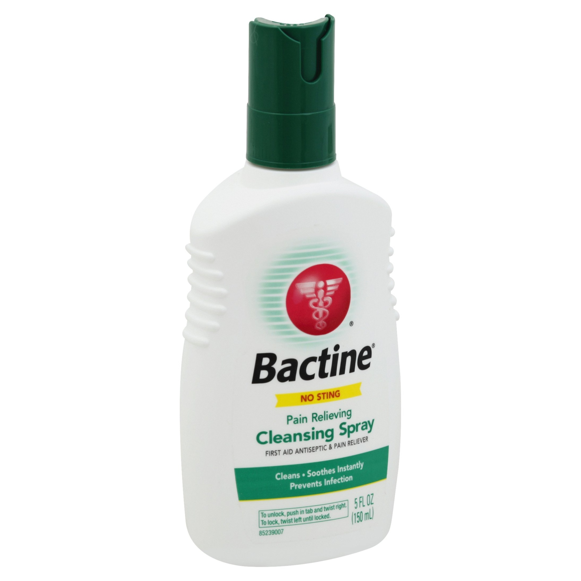 slide 1 of 1, Bactine Pain Relieving Cleansing Spray,