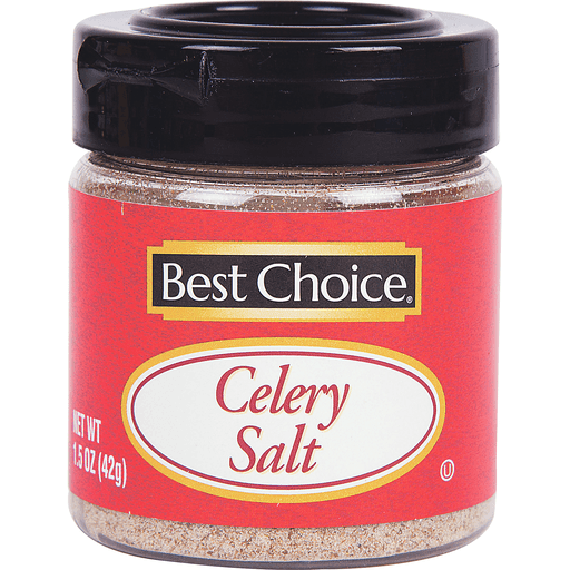 slide 1 of 1, Best Choice Celery Salt,