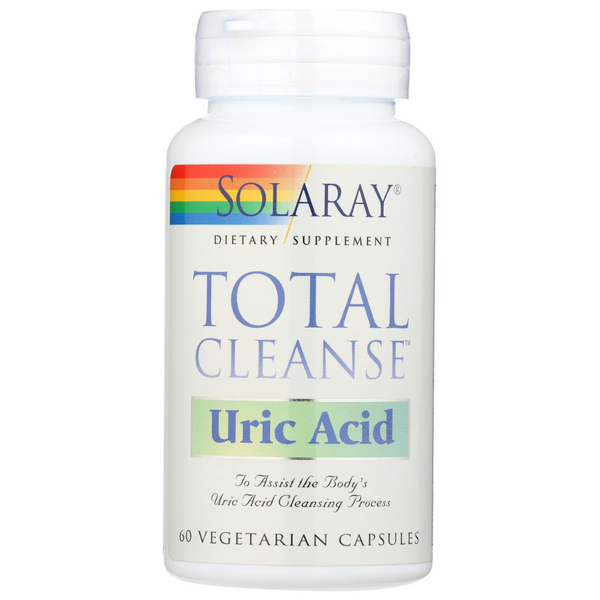 slide 1 of 1, Solaray Total Cleanse Uric Acid,