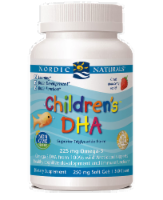 slide 1 of 1, Nordic Naturals Childrens DHA Extra Berry Punch,