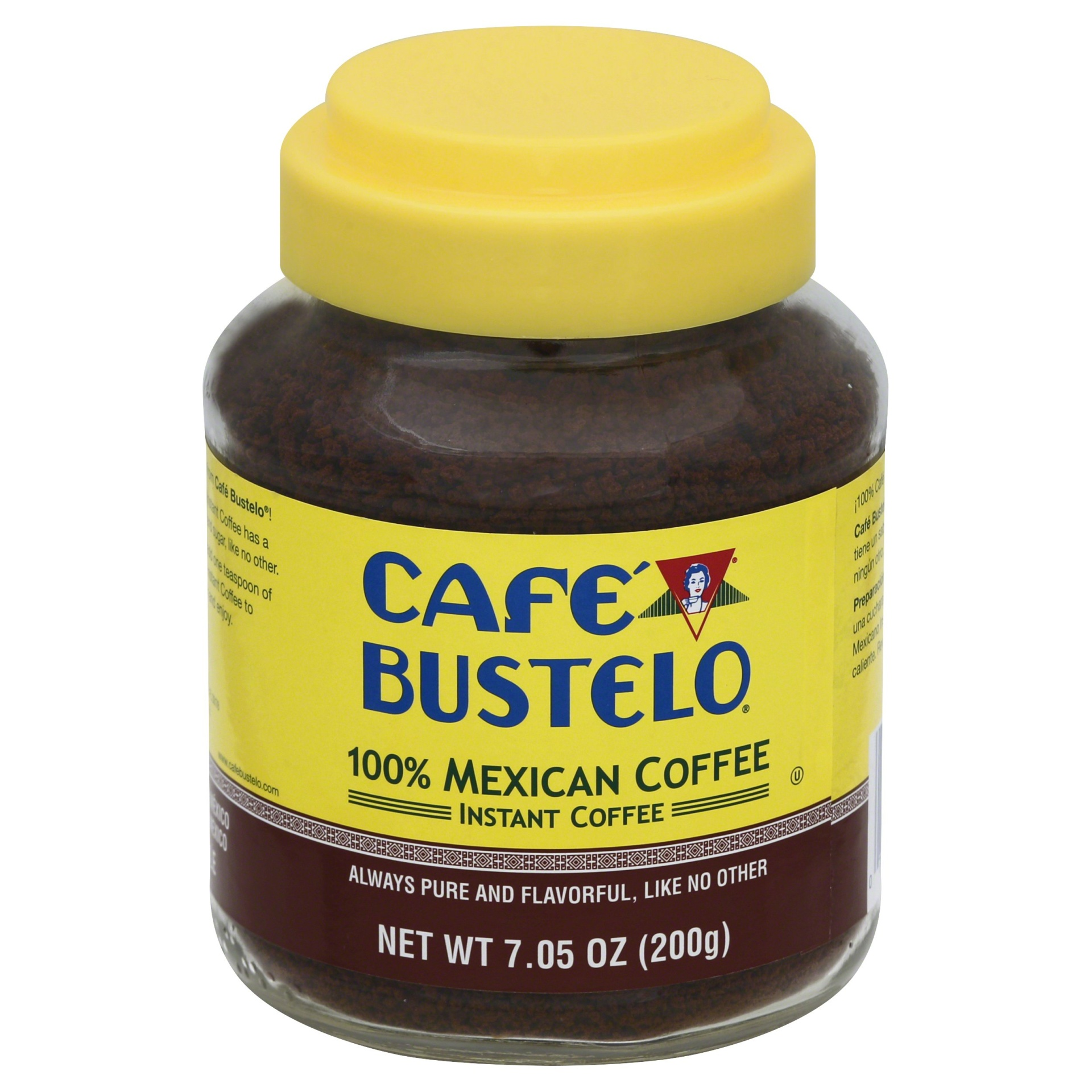 slide 1 of 1, Café Bustelo Mexican Blend Instant Coffee,