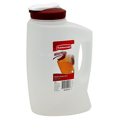 slide 1 of 1, Rubbermaid MixerMate Pitcher,