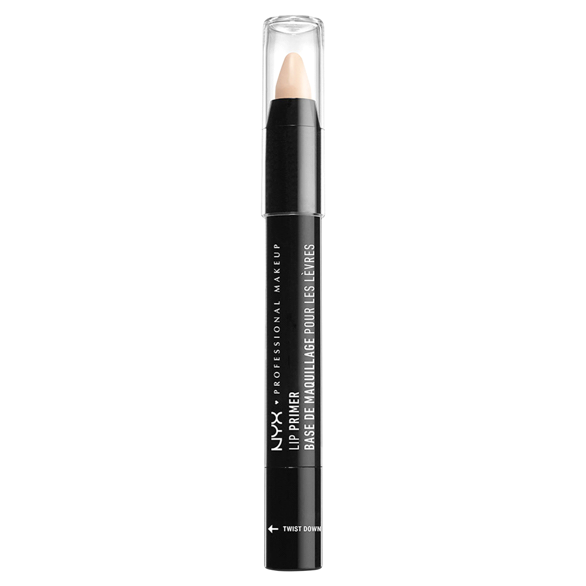 slide 2 of 3, NYX Professional Makeup Lip Primer Nude,