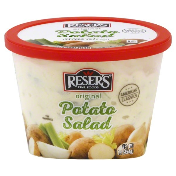 slide 1 of 2, Meijer American Potato Salad,