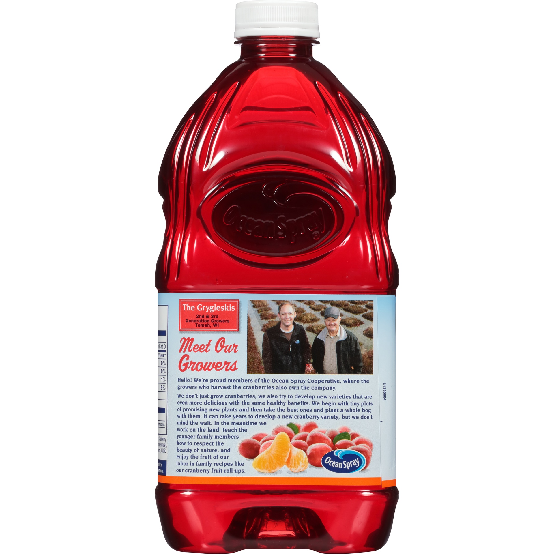 slide 5 of 7, Ocean Spray Cranberry Juice Drink - Cranberry Tangerine,