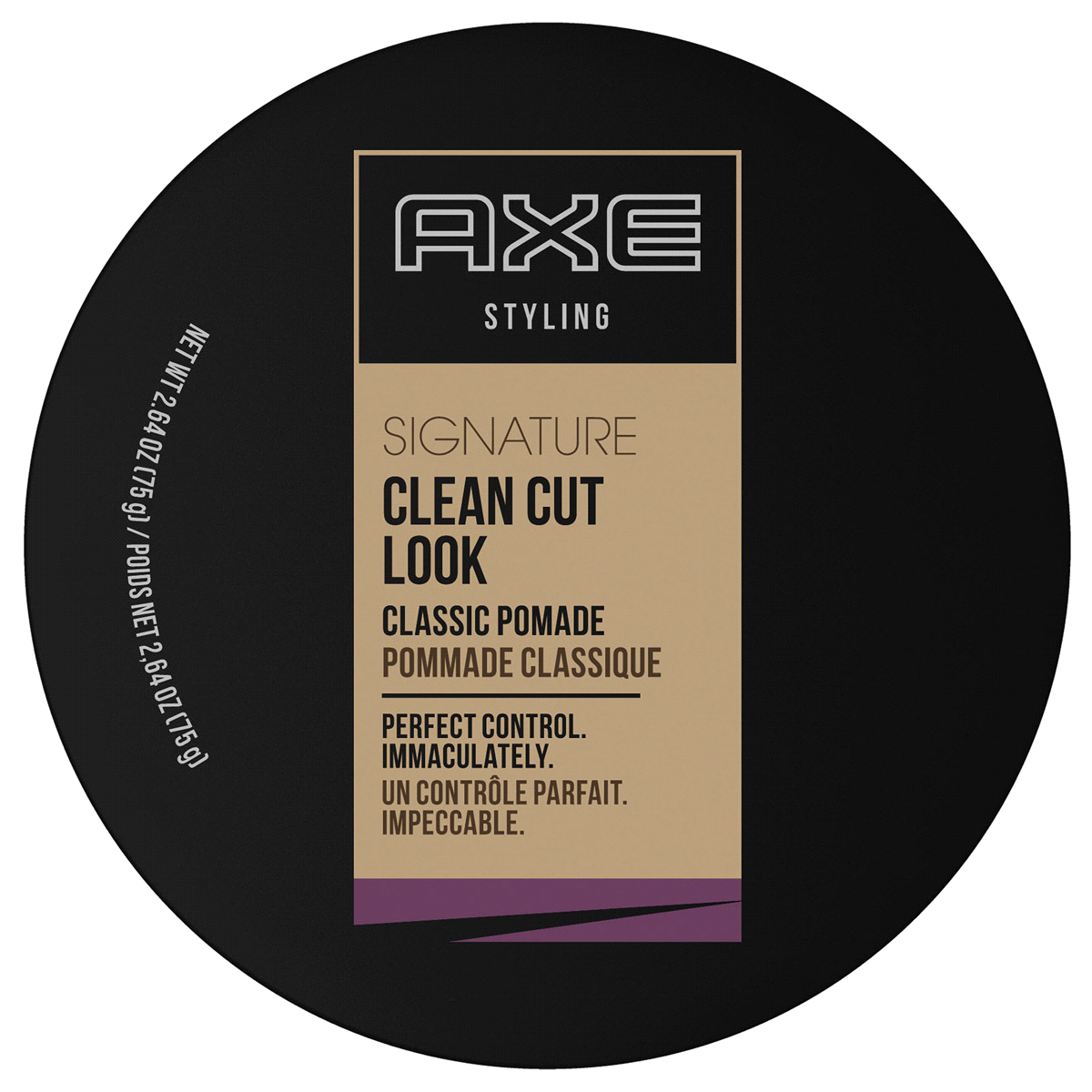 slide 4 of 8, AXE Clean Cut Look Classic Hair Pomade,