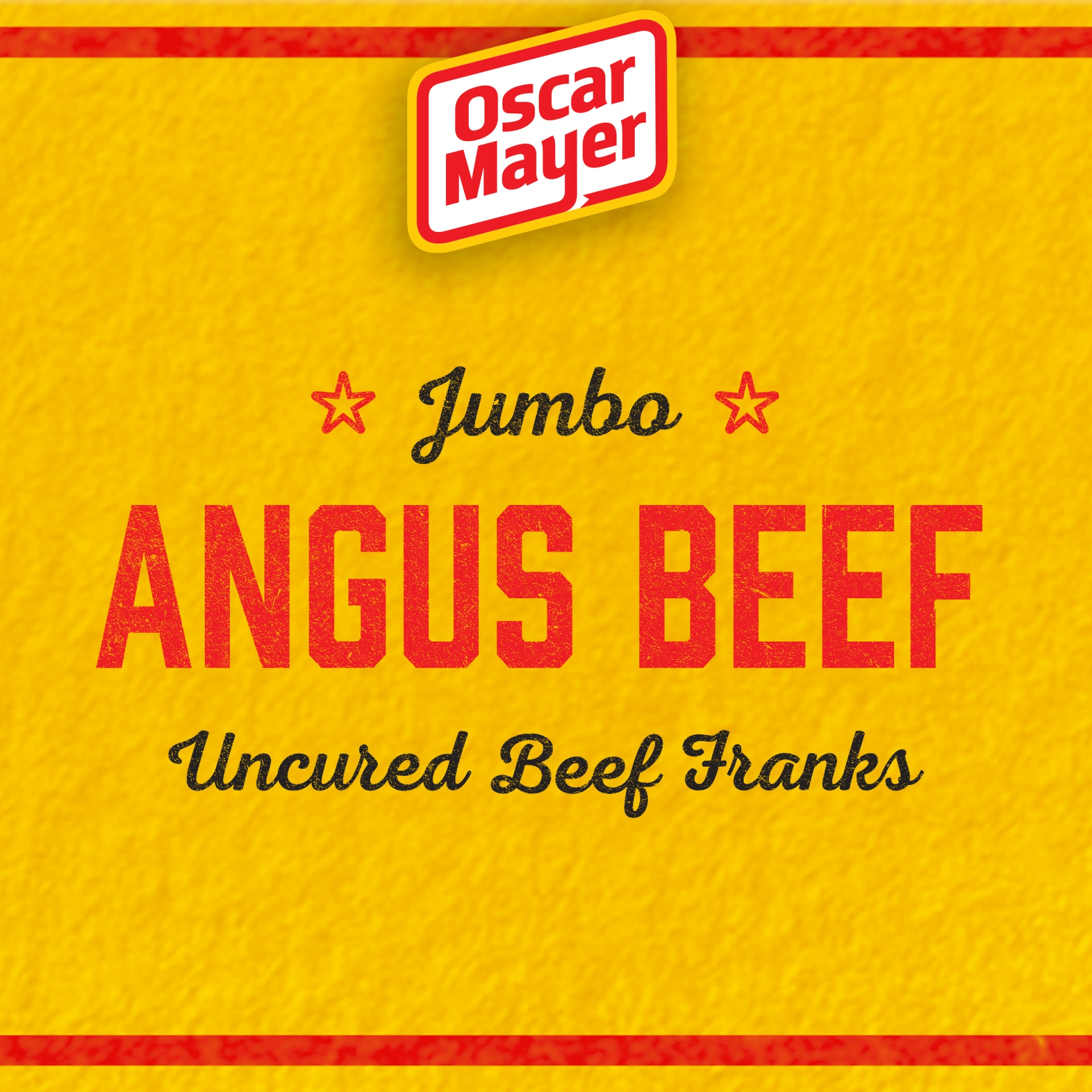 slide 7 of 13, Oscar Mayer Jumbo Angus Beef Uncured Franks 15 oz,