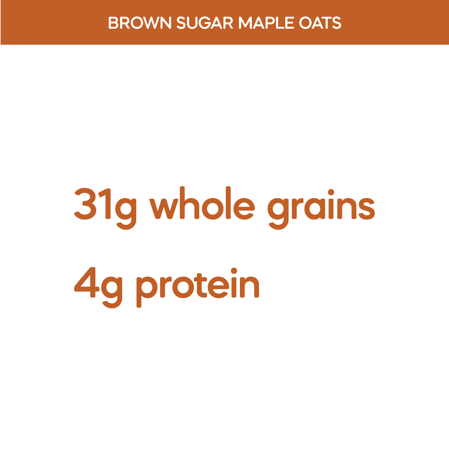 slide 5 of 6, Nature's Path Gluten Free Brown Sugar Maple Oatmeal,