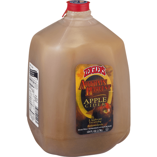 slide 2 of 8, Zeigler Autumn Harvest Apple Cider,