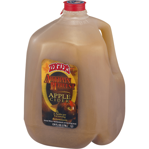 slide 3 of 8, Zeigler Autumn Harvest Apple Cider,