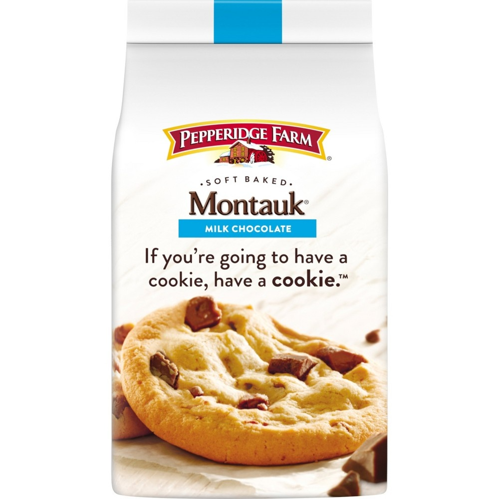 slide 6 of 8, Pepperidge Farm Montauk Milk Chocolate Soft Cookies,