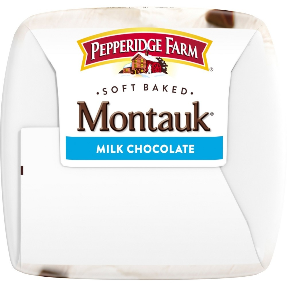 slide 7 of 8, Pepperidge Farm Montauk Milk Chocolate Soft Cookies,