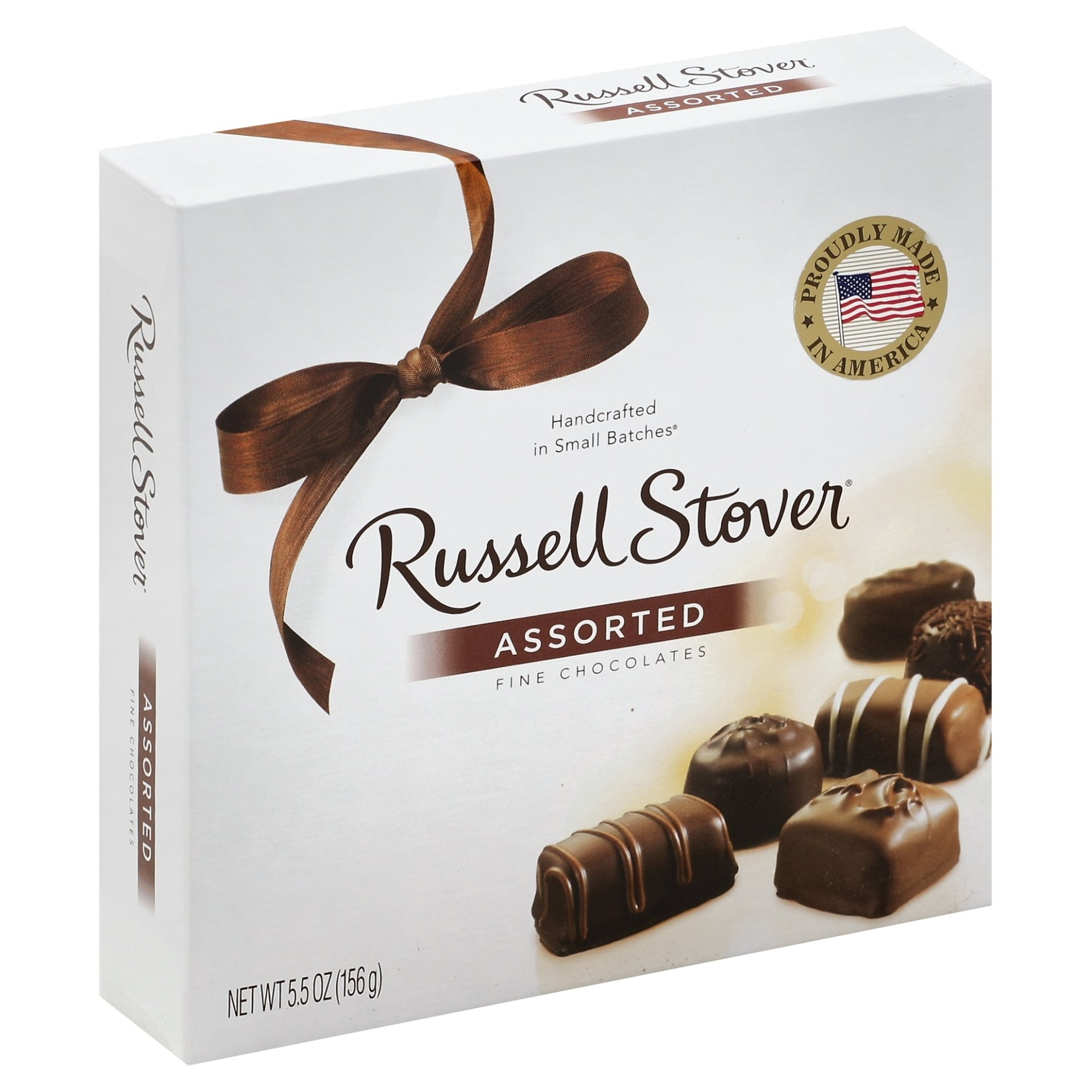 slide 1 of 1, Russell Stover Assorted Chocolates,
