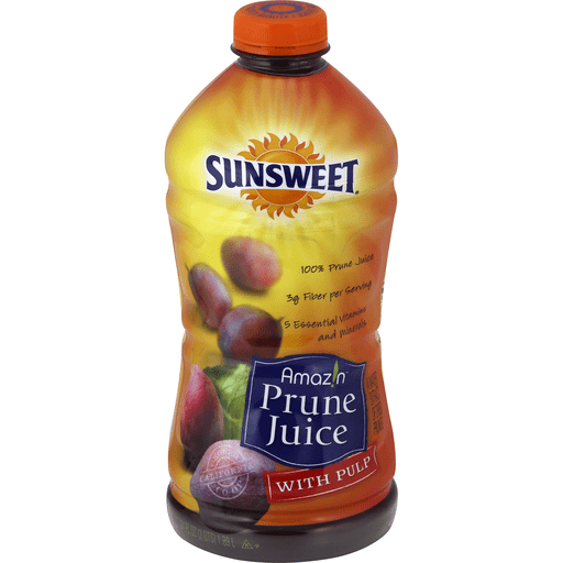 slide 2 of 2, Sunsweet Prune Juice With Pulp,