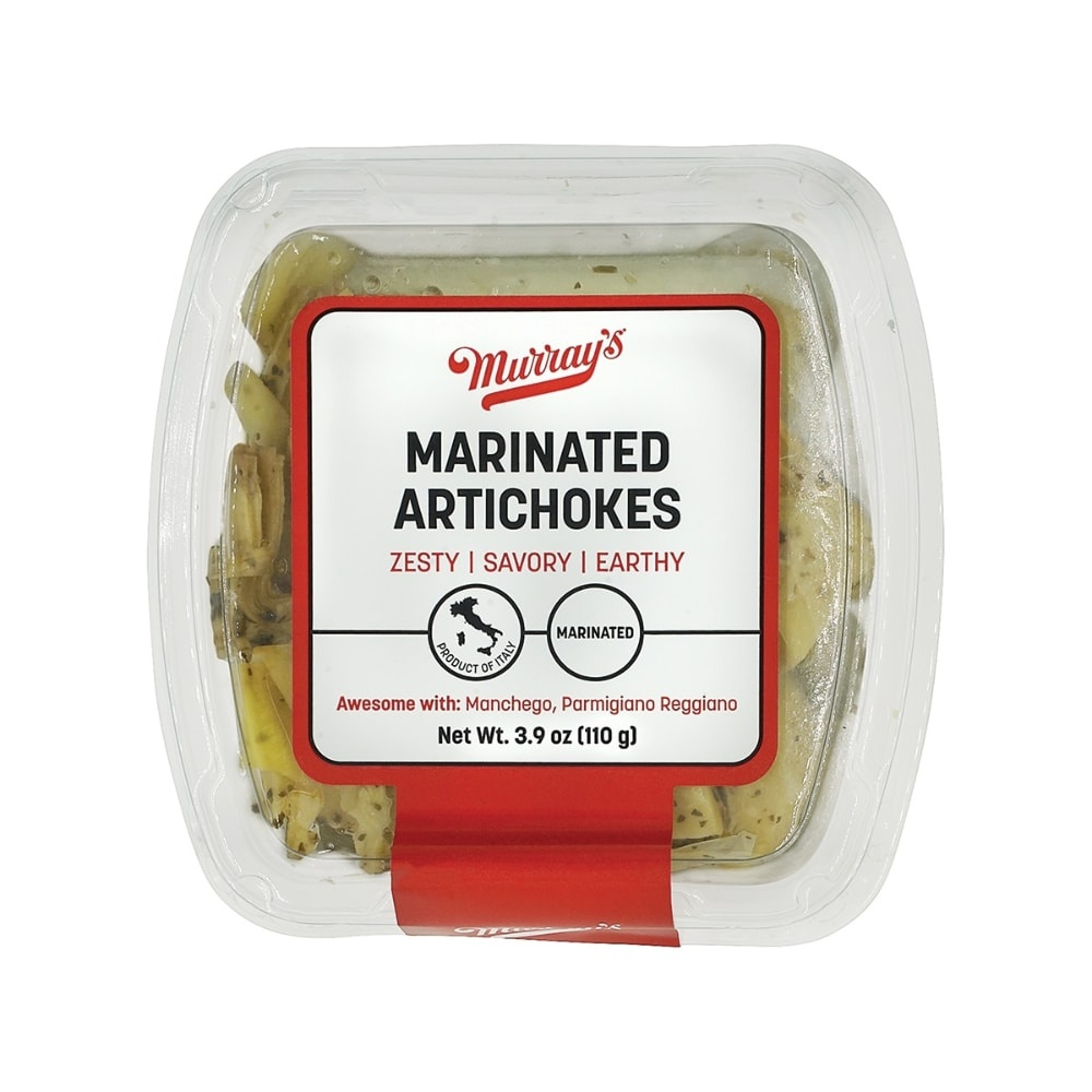 slide 1 of 1, Murray's Marinated Artichokes,
