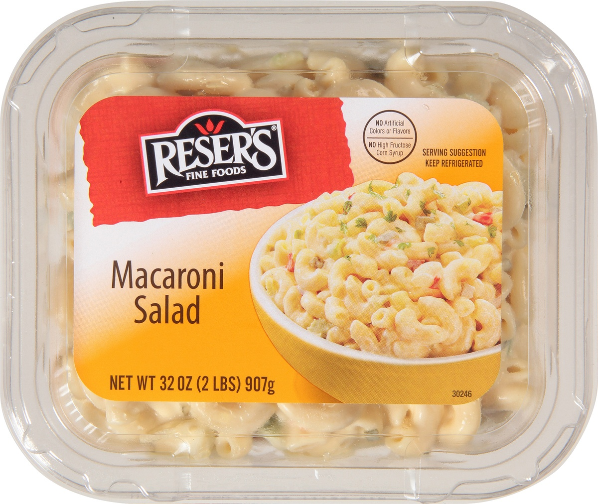 slide 4 of 8, Resers Elbow Macaroni Salad,