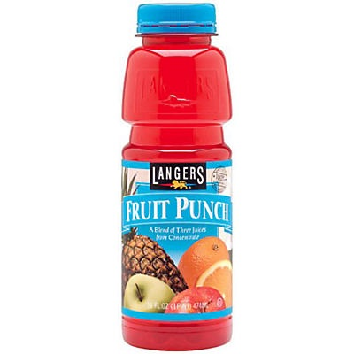 slide 1 of 1, Langers Fruit Punch,