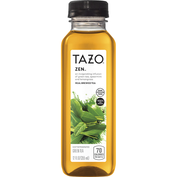 slide 1 of 1, Tazo Zen Organic Green Tea,