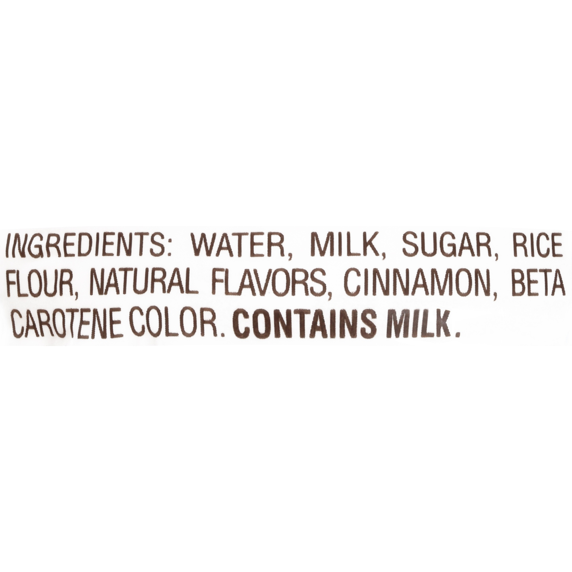 slide 8 of 8, Kern's Original Horchata Milk & Rice Drink,