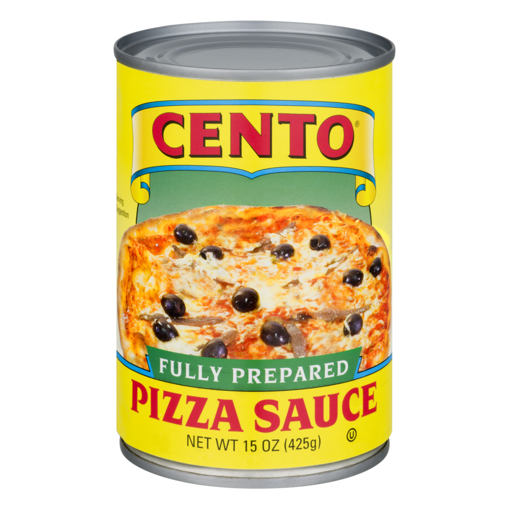 slide 1 of 1, Cento Fully Prepared Pizza Sauce,