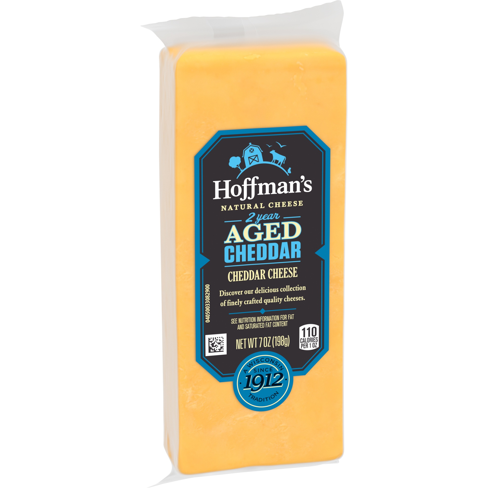 slide 2 of 6, Hoffman's 2 Year Aged Cheddar,