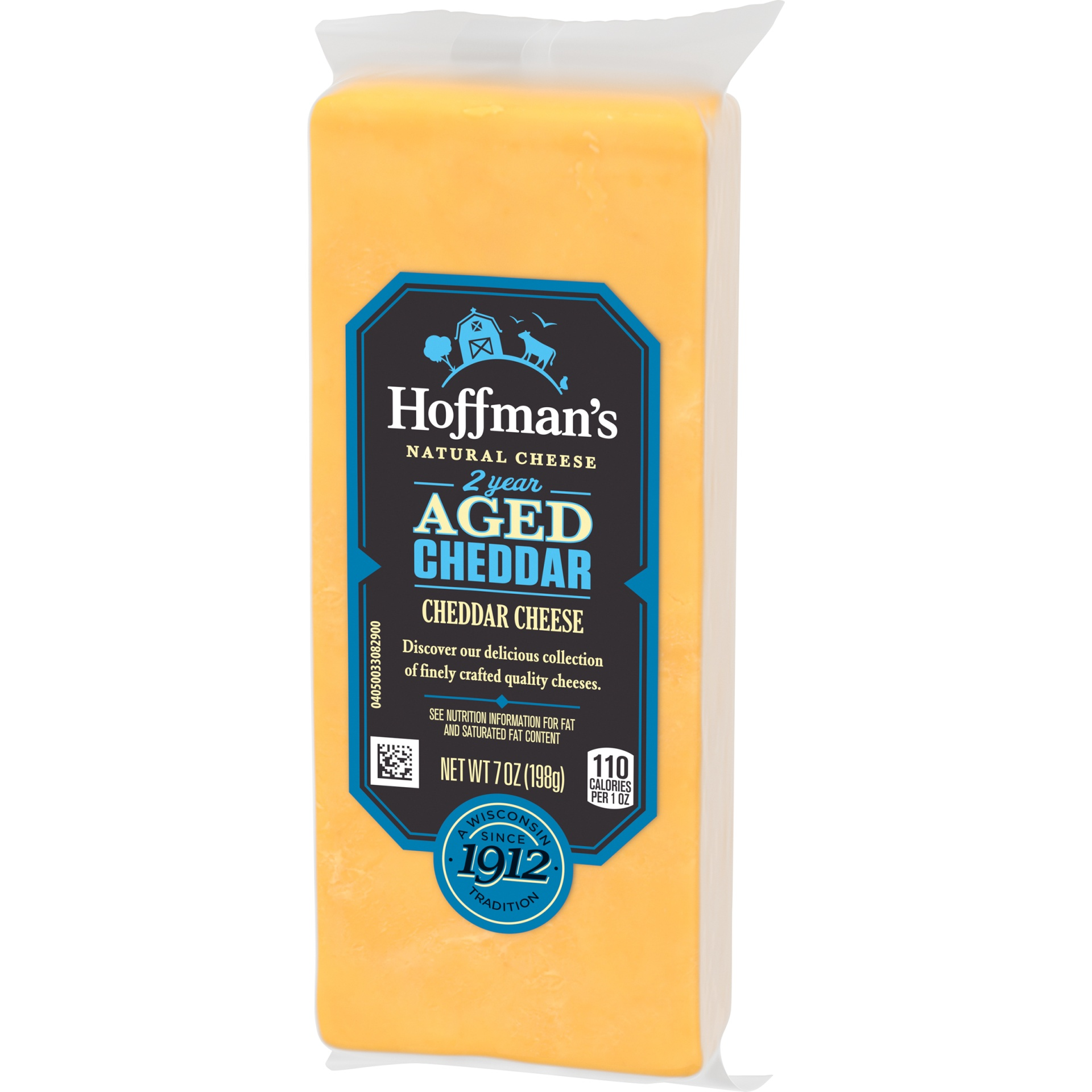 slide 3 of 6, Hoffman's 2 Year Aged Cheddar,