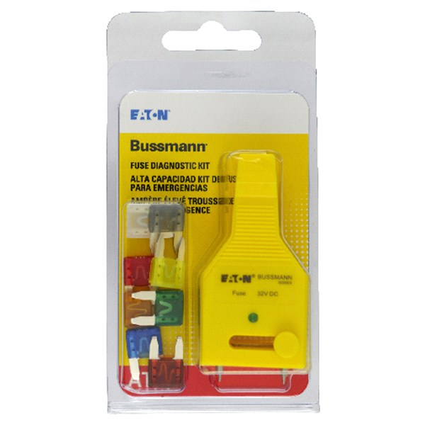 slide 1 of 1, Bussmann ATM Series Blade Fuse Assortment: #DIA-2.,