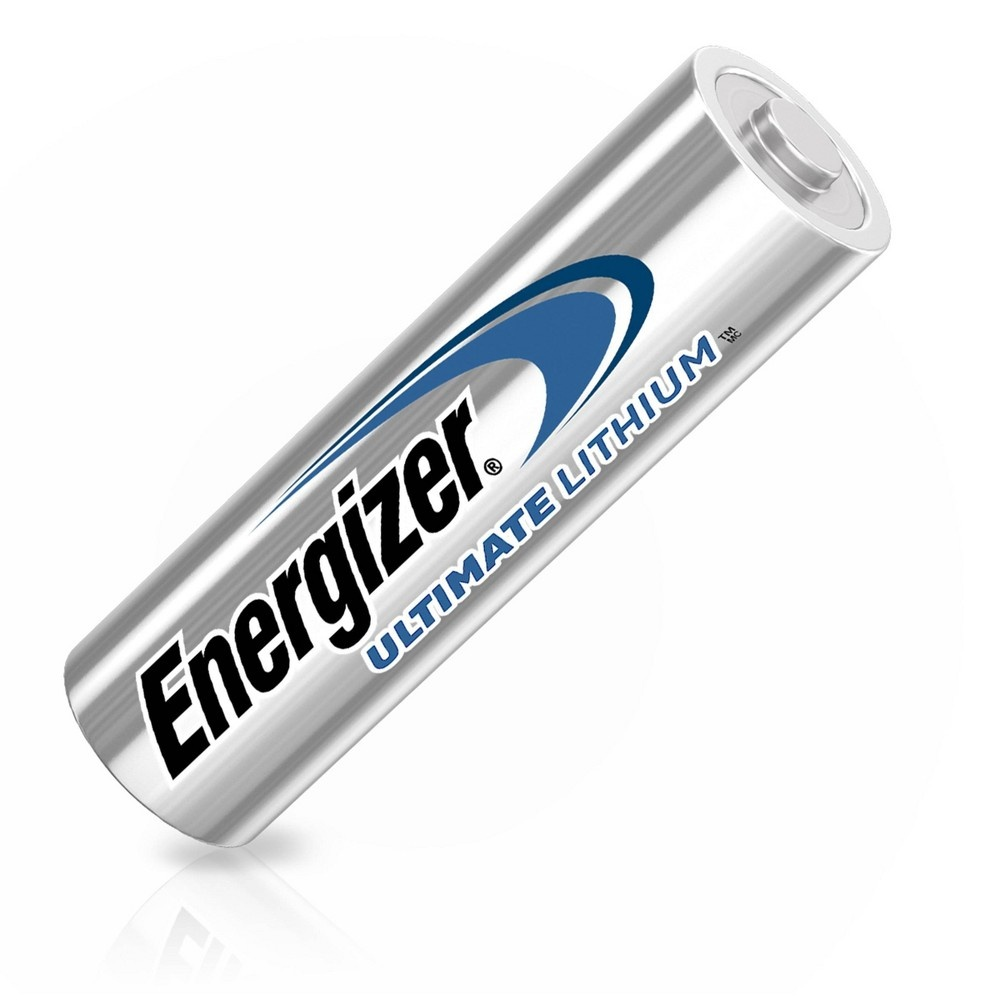 slide 3 of 5, Energizer Ultimate Lithium AA Batteries,