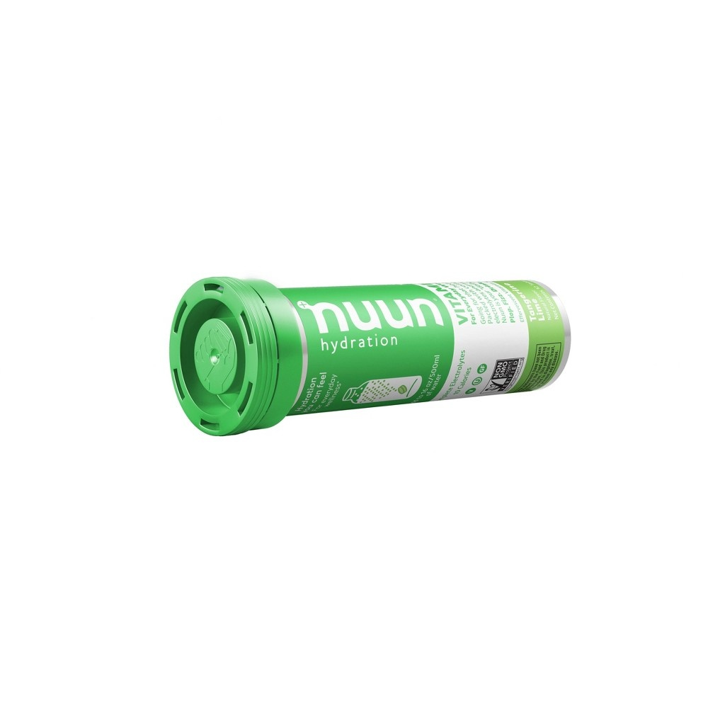 slide 3 of 6, Nuun Hydration Vitamin Supplement, Effervescent, Tangerine Lime,