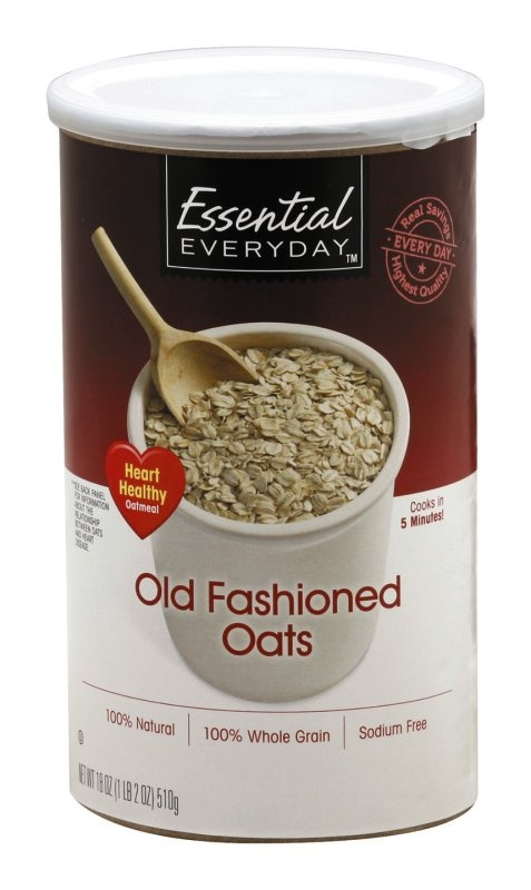 slide 1 of 1, Essential Everyday Old Fashioned Oats,
