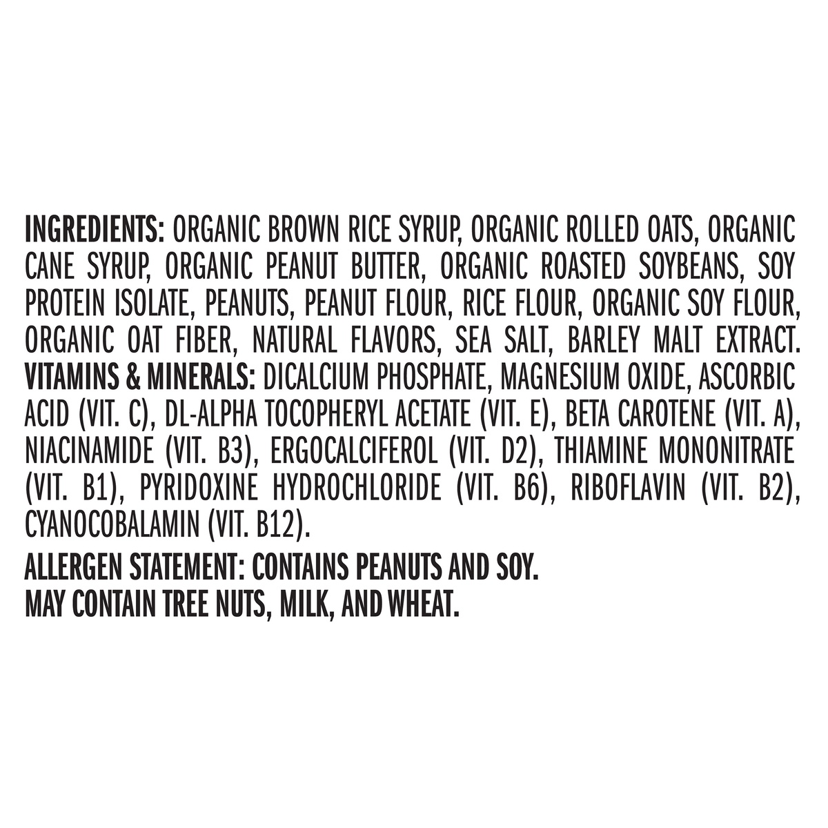 slide 4 of 10, CLIF Bar Crunchy Peanut Butter Energy Bar,