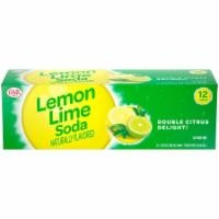 slide 1 of 1, Big K Lemon Lime Soda,